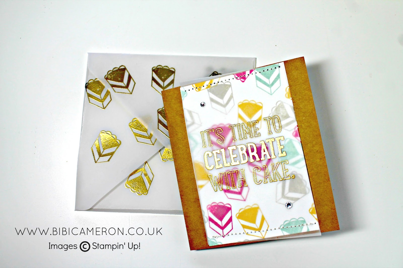 POP UP CARDS TUTORIAL + PARTY WITH CAKE & PARTY POP UP THINLITS DIES FROM STAMPIN UP #GDP015 – Theme Challenge