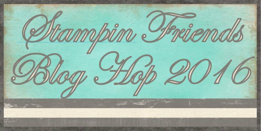 STAMPIN FRIENDS MAY BLOG HOP SYMPATHY CARD + ROSE WONDER BY STAMPIN UP