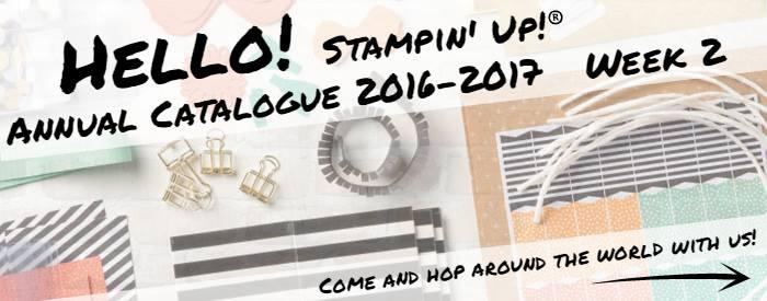 Hello! Annual Catalogue 2016 – 2017 Blog Hop Week 2