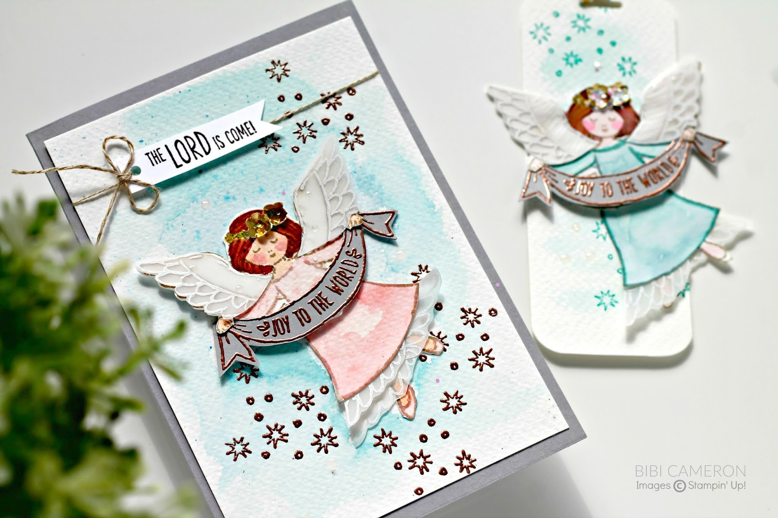 Wonder of Christmas Stamp Set by Stampin' Up!  | Video