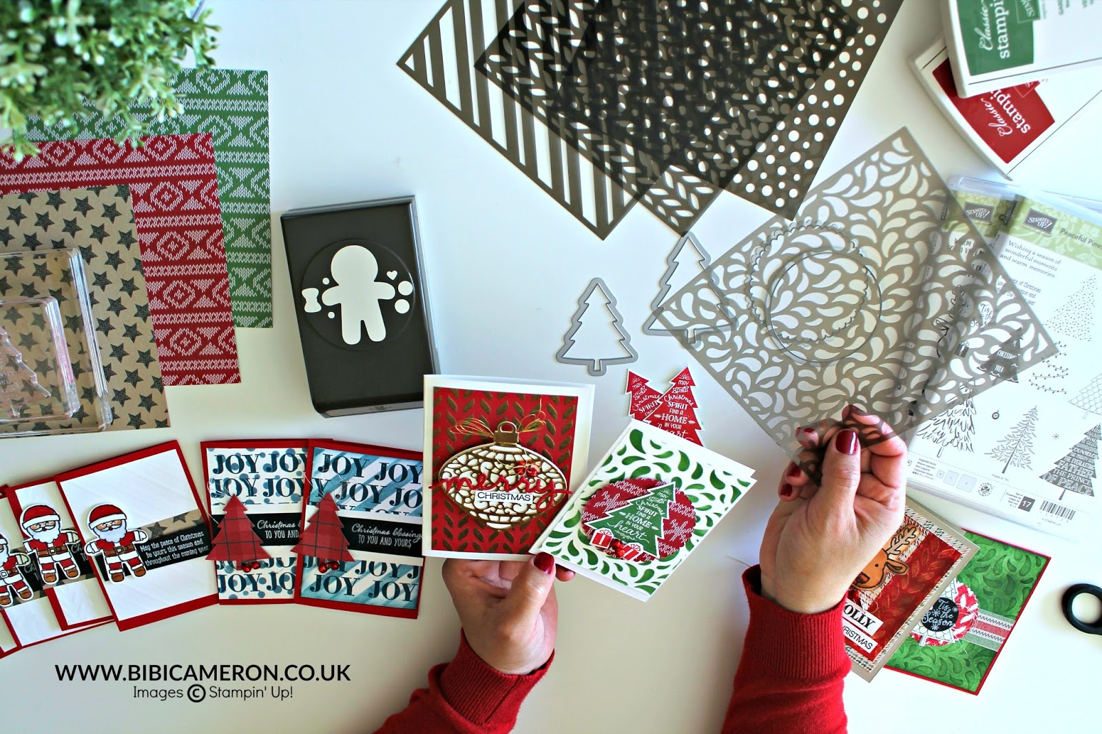 7 ways to use Seasonal Decorative Masks or stencils  | Video Post