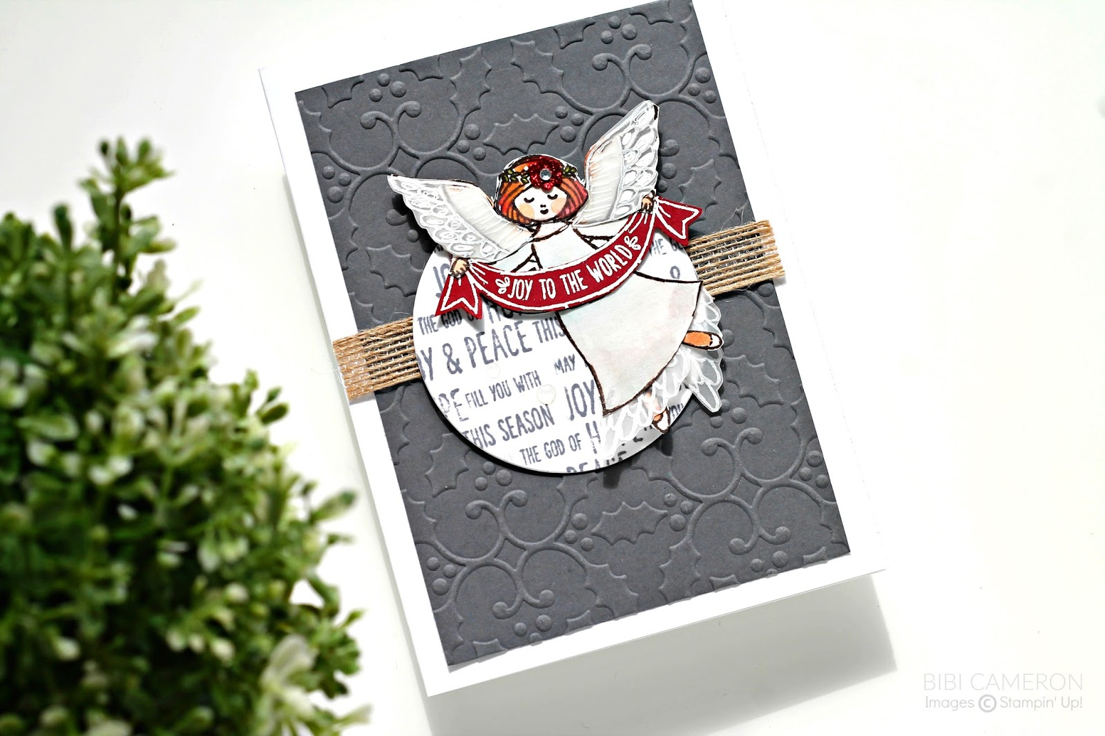Christmas Stamps by Stampin Up 2016 | Video
