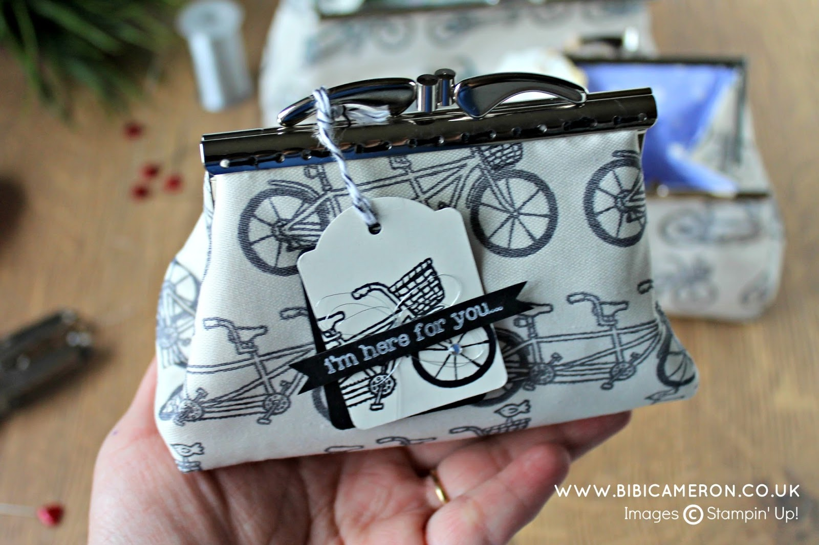 From a stamp to clutch purses | Video Post