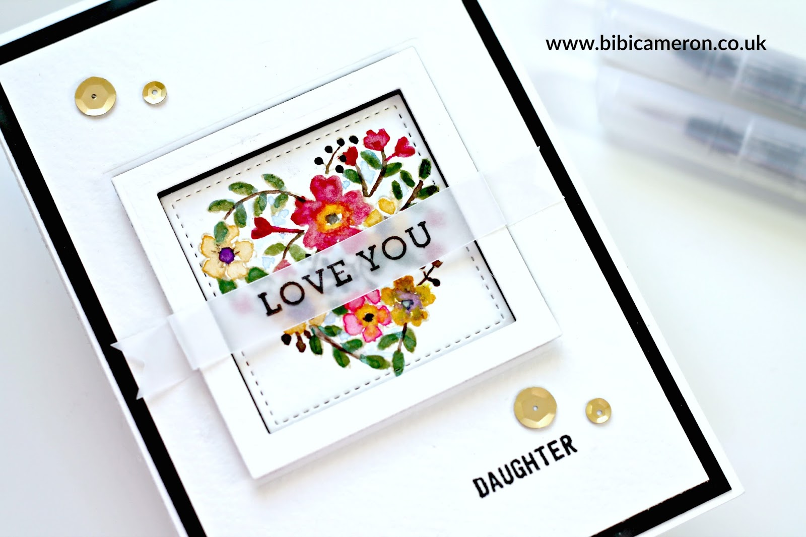 Bloomin' Love Stamp Set by Stampin Up| #tgifc91- Inspiration