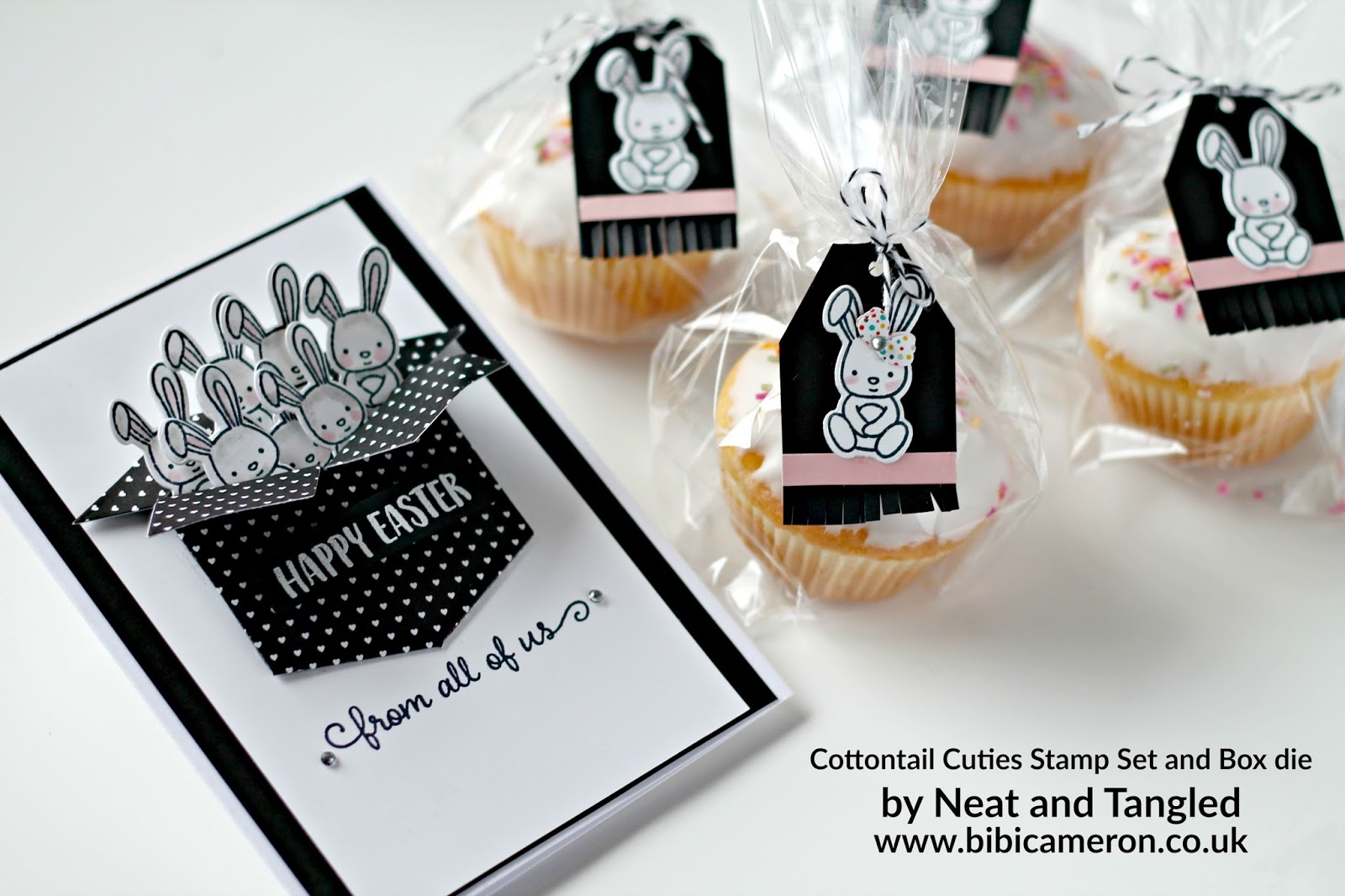 Stamping Friends Guest Designer with Cottontail Cuties