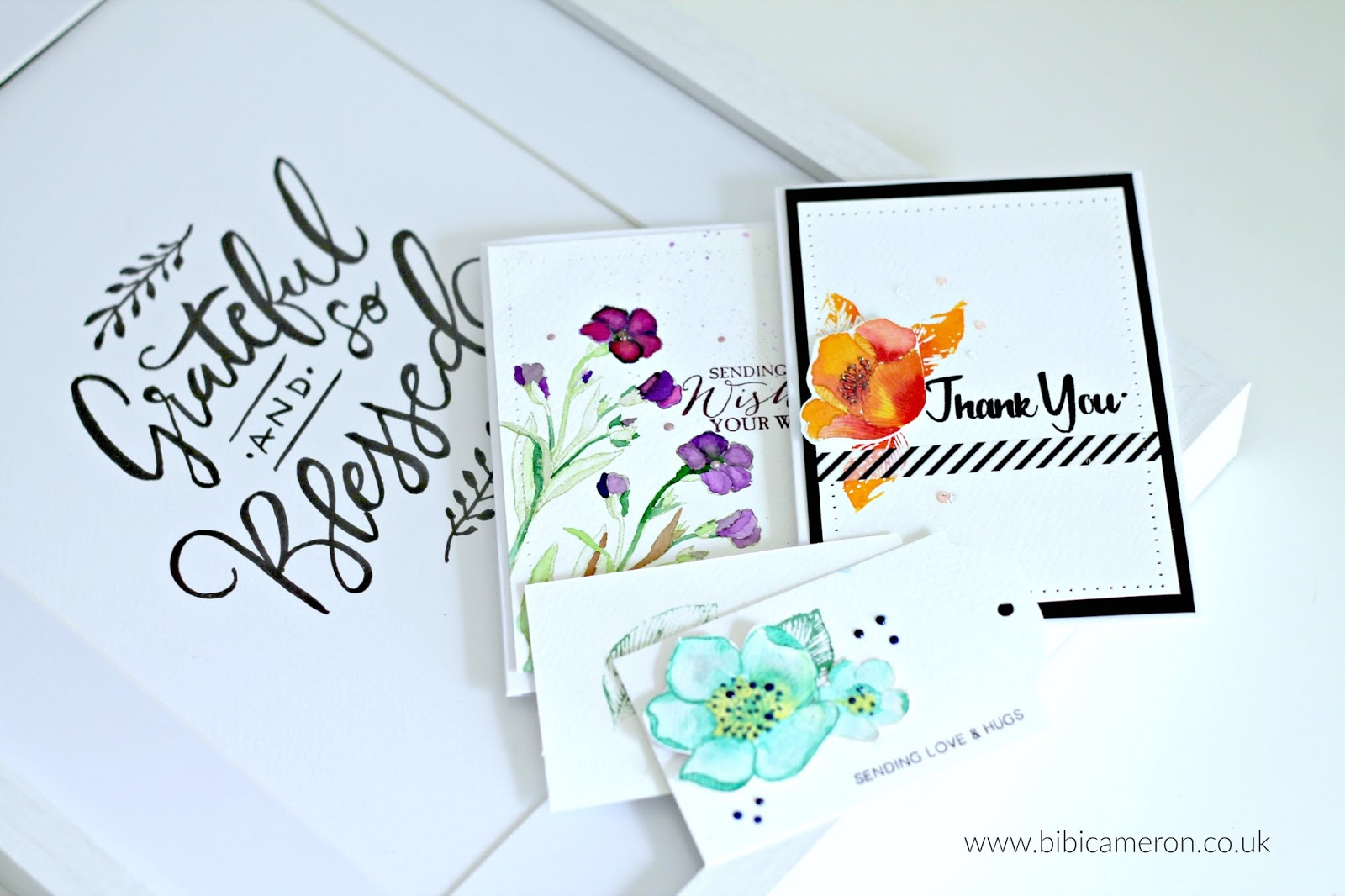 My Stampin Up Farewell | Hello Tonic Studios GIVEAWAY!