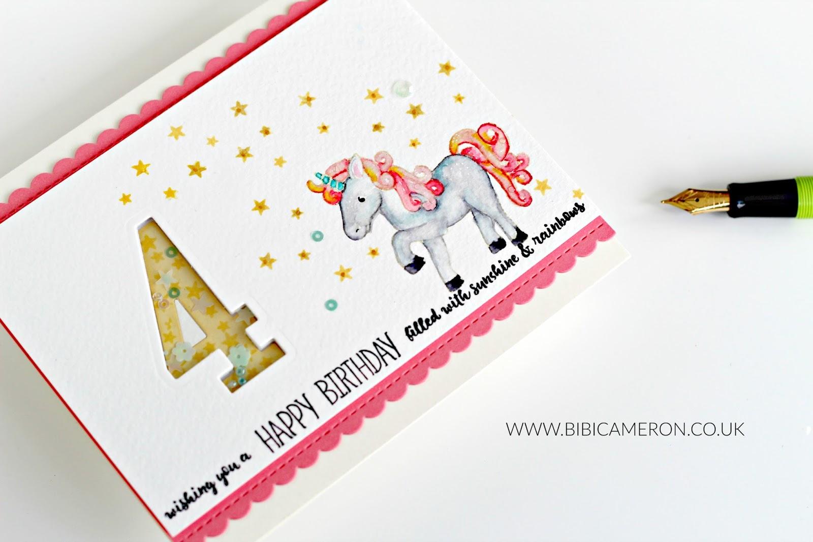 Simon Says Stamp Magical Birthday Stamp Set