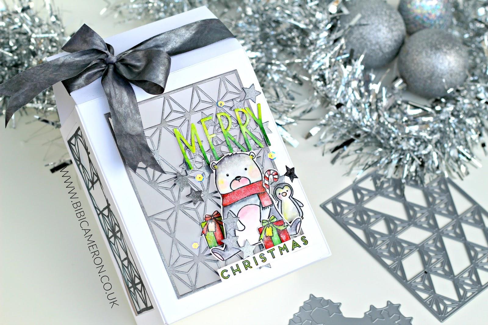 Christmas Paper Lantern + Design Team Announcement!