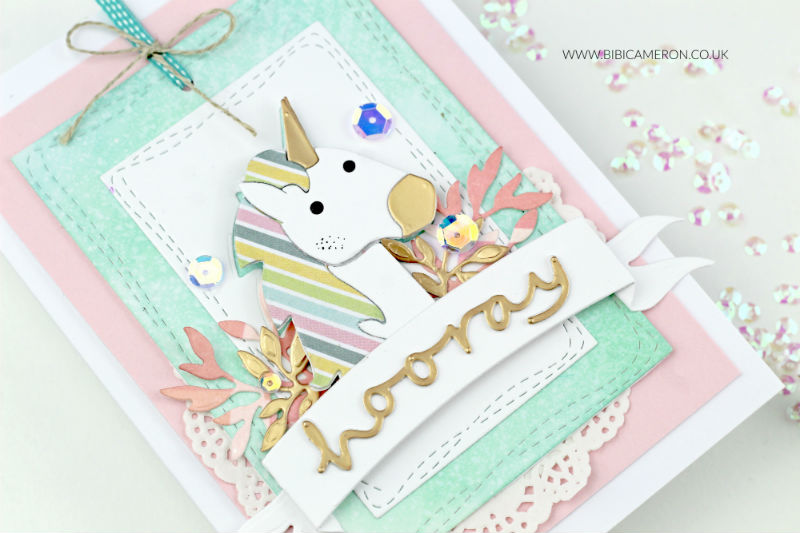Picture Book Unicorn by SImon Says Stamps | #SimonSaysLove