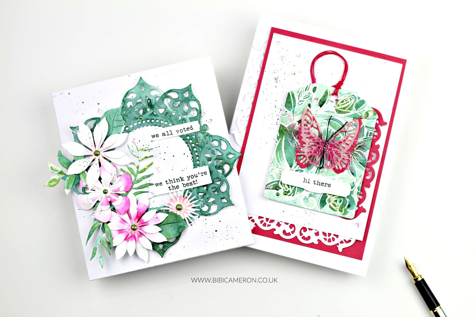 Tonic Studios Craft Kit # 7 | easy coloring  ideas and tips