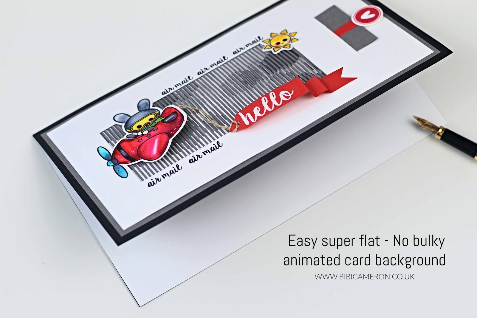 Large and slim animated cards with Motion Crafts   Video Post