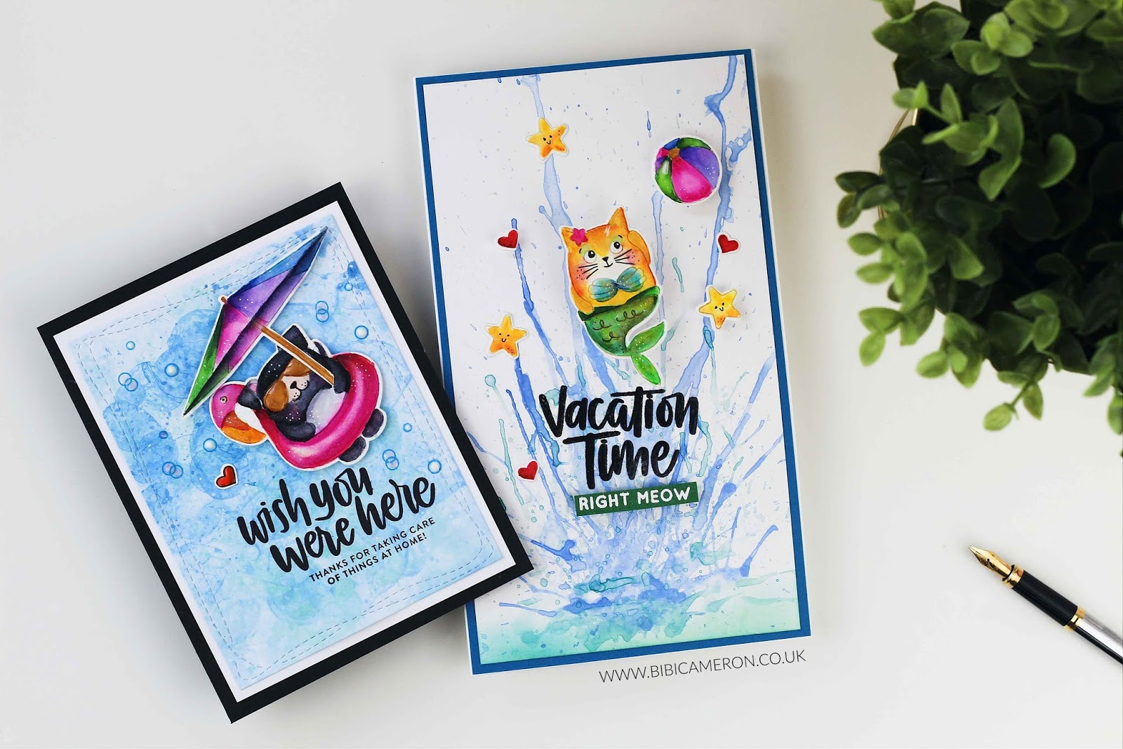 Simon Says Stamp Good Vibes blog hop – Giveaway