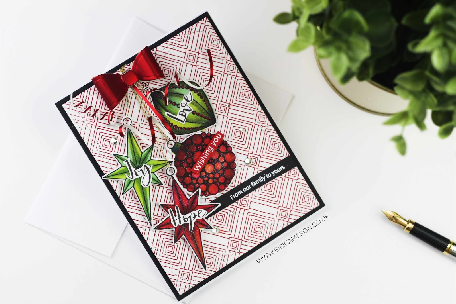 Ornate Ornaments by Simon Says Stamps