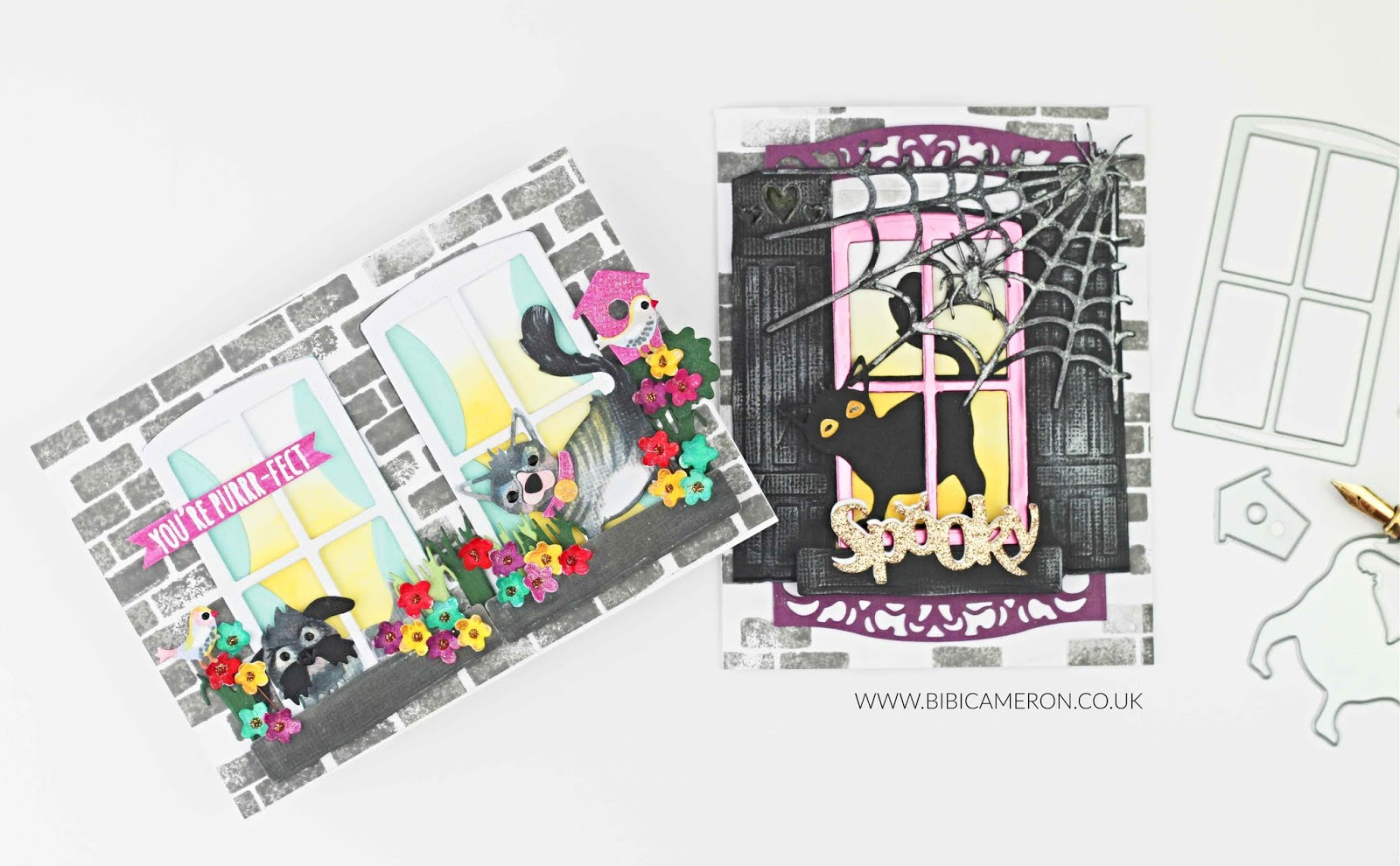 Tonic Craft Kit 14 | Window die set