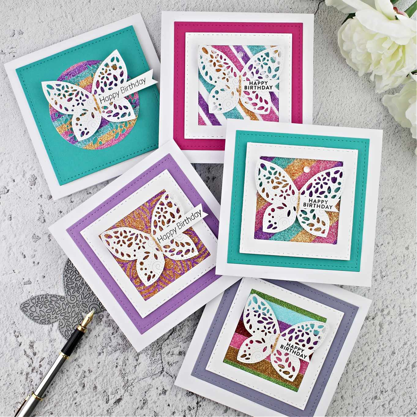 Simon Says Stamps Celebrate  You Blog Hop  Day 2 + Giveaway