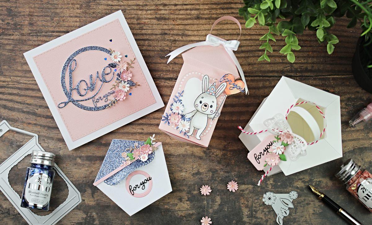 Tonic Craft Kit 25 + 6 Fun Ideas  Video Post