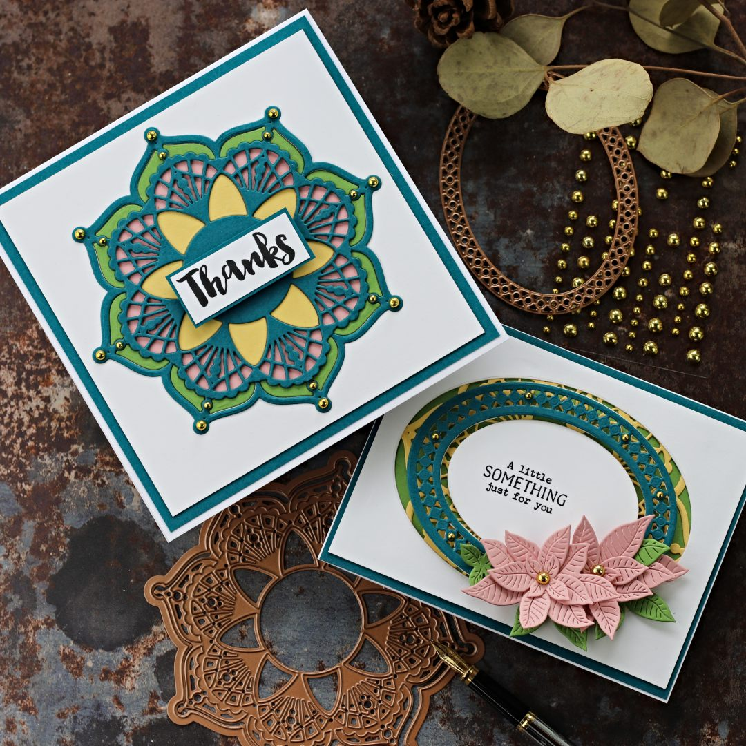 New Becca Feeken Candlewick Classics Collection by Spellbinders