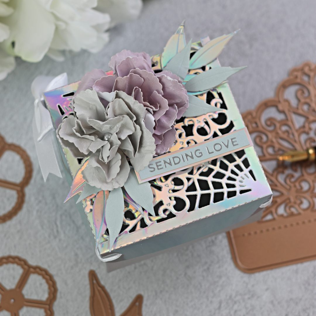 5 Alternative Projects with 3D Vignettes Mini Album Collection by Becca Feeken