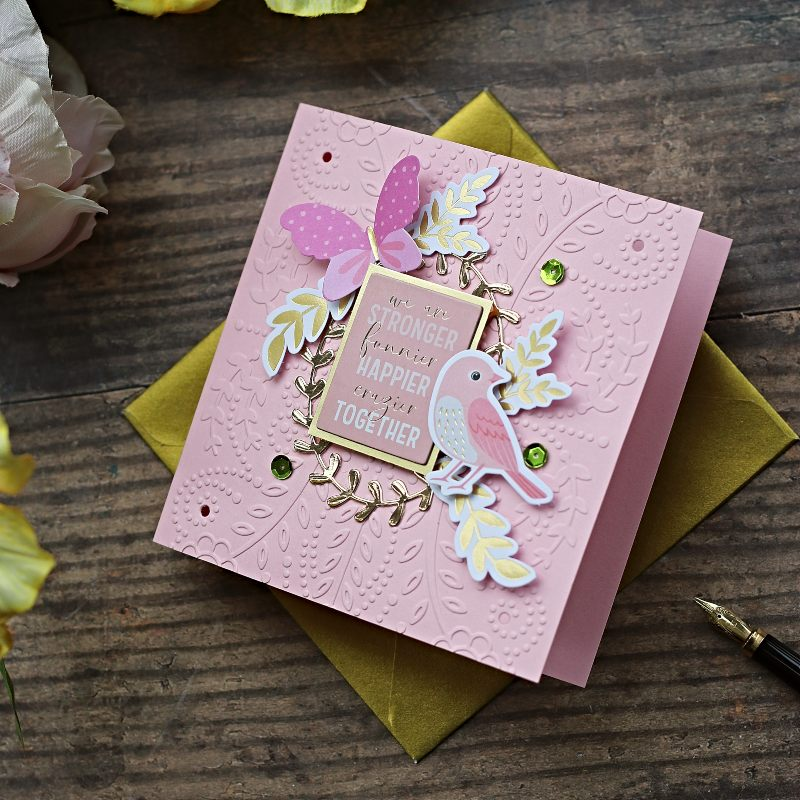 9 Cards 1 Kit | Spellbinders Kit of the Month April 2020