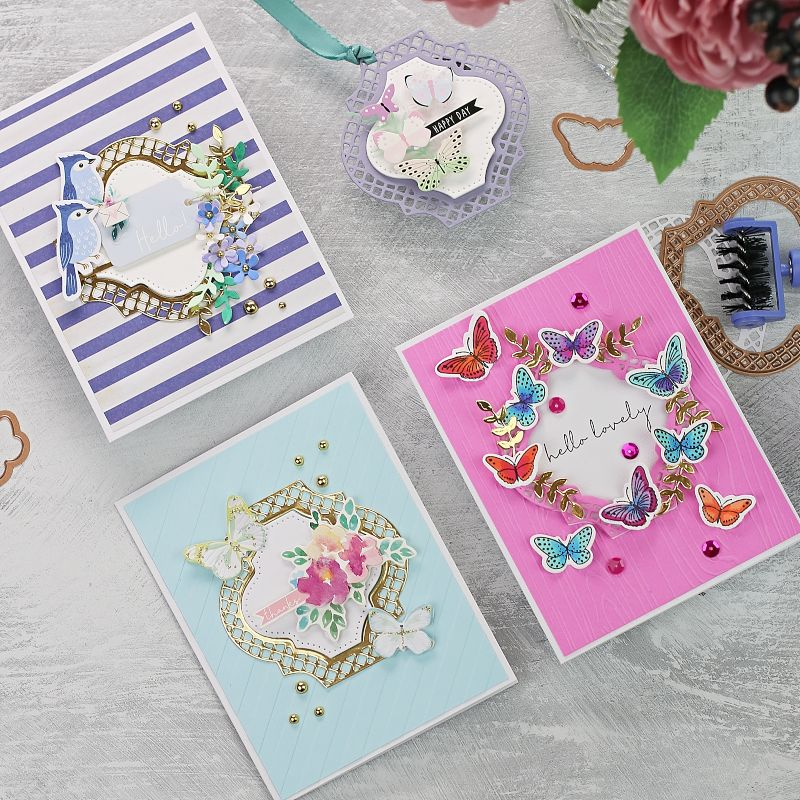 Spellbinders Kit of the Month – May 2020