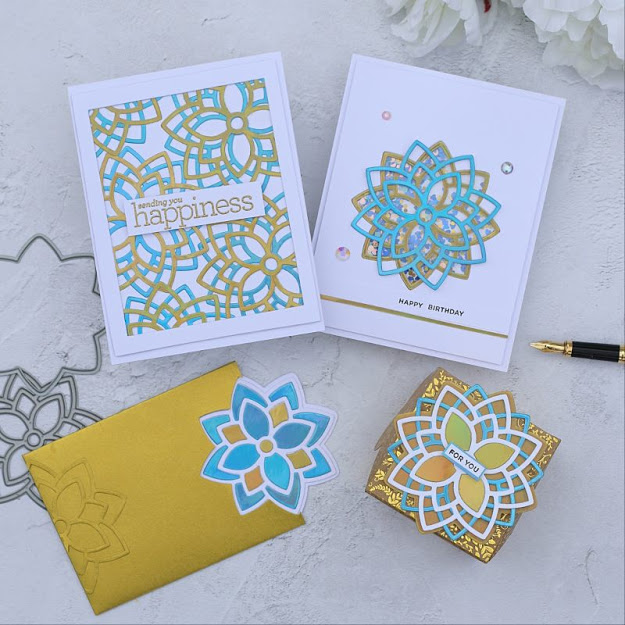 Simon Says Stamp Send Happiness Release Blog Hop Day 1