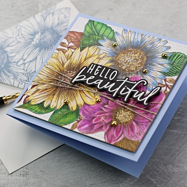 Big and Bold Daisy & Dahlia by Colorado Craft Company