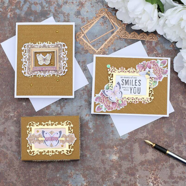 10 Projects Spellbinders Kit of the Month July 2020