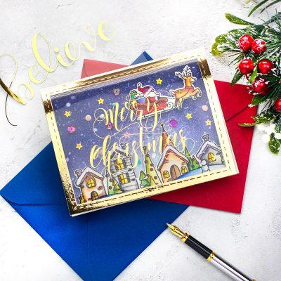 Simon Says Stamp Make Merry Blog Hop Day 2