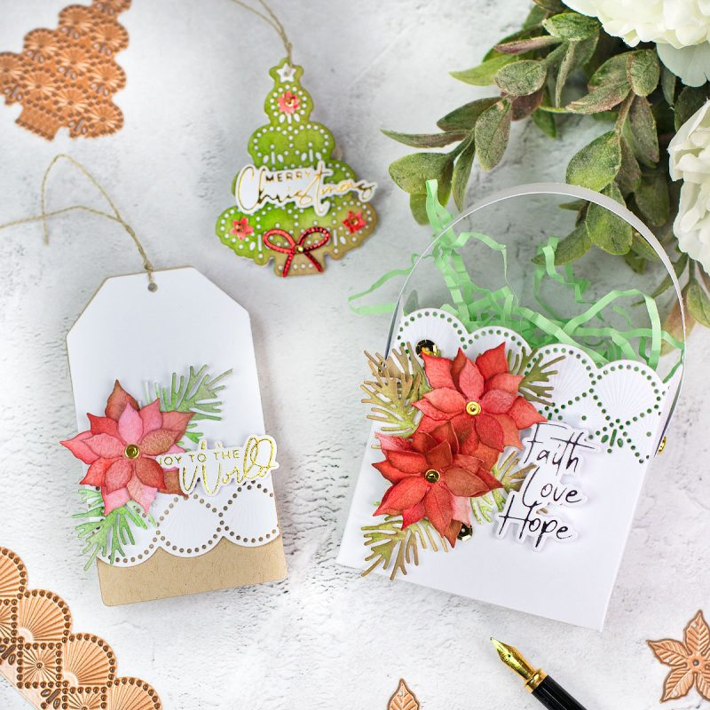 Spellbinders Clubs Inspirational Blog Hop Club November 2020