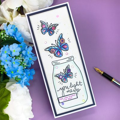 3  Game-Changing Cardmaking Desing Tips Easily Overlooked + Butterfly Papercraft Ideas