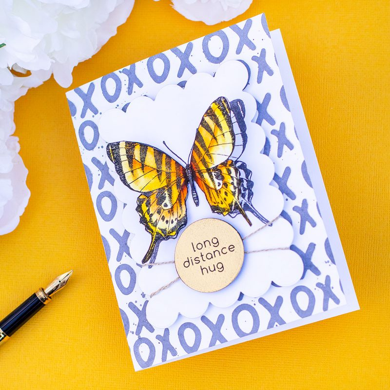 Easy Butterfly Accordion Pop Up Card